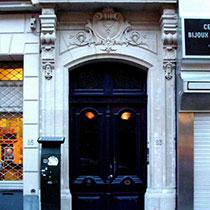 比利时建筑风格之门窗