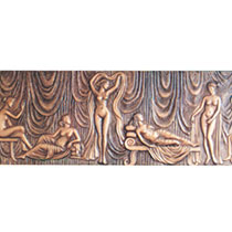 浮雕壁画系列