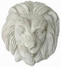 grc狮头雕刻